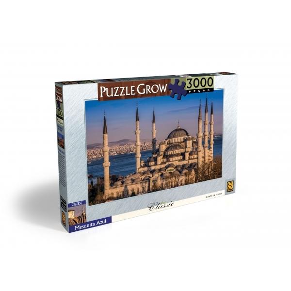Puzzle Mesquita Azul (Série Classic) - 3000 Peças - Grow