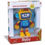 Roby - Robô de Atividades - Elka