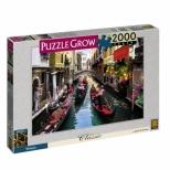 Puzzle Veneza (Série Classic) - 2000 Peças - Grow