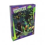 Puzzle Tartarugas Ninja - 60 Peças - Grow