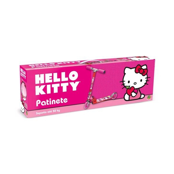 Patinete Hello Kitty - DTC