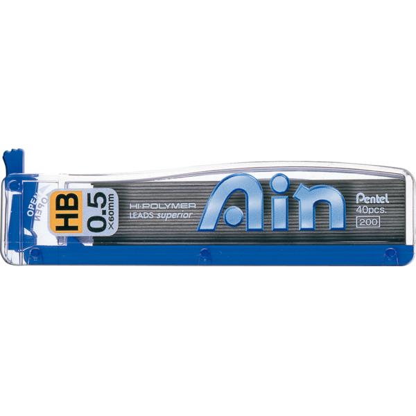 Grafite Ain 0.5mm HB - Pentel
