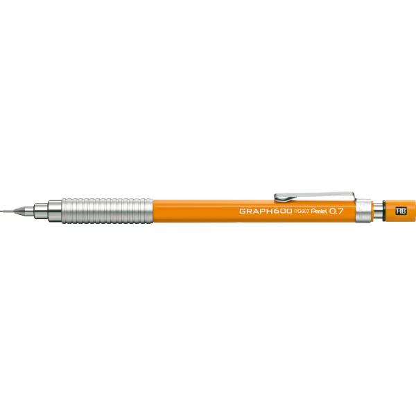 Lapiseira Graph 600   0.7 mm. - Pentel