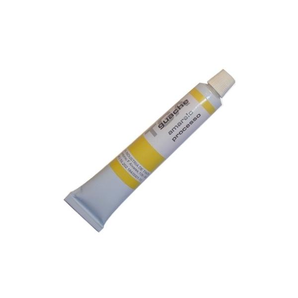 Guache TGA  Amarelo Processo 25ml - TGA
