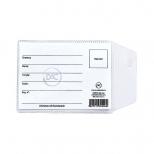 Pacote c/100 Protetores para Carteira de Habilitação ( Nova ) - DAC