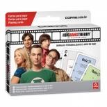 Baralho e Jogo de Quiz The Big Bang Theory - Copag