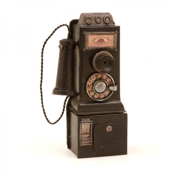 Telefone Antigo - BTC