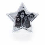 Porta Retrato  Globo de Neve Estrela - Ludi