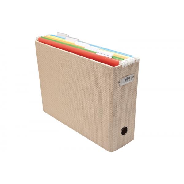 Organizador DelloGift A4 c/5 Pastas Suspensas - Dello