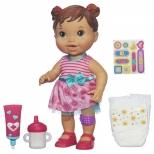 Boneca Baby Alive Morena  Machucadinho - Hasbro