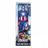Boneco Capitão América  Titan Hero  30cm - Hasbro