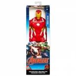 Boneco Iron Man   Titan Hero  30cm - Hasbro