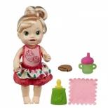 Boneca Baby Alive Loira  Meu Lanchinho - Hasbro