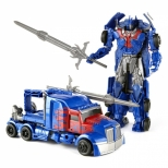 Optimus Prime - Smash and Change - Hasbro