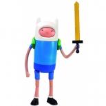 Boneco Adventure Time - Finn Troca-Faces De Luxe - Multikids