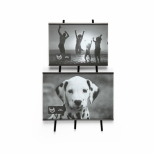 Porta-Retrato Duplo Momento - Ludi