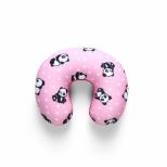 Almofada de Pescoço Mini Panda Fofo - Ludi