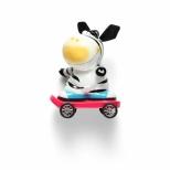 Cofre Zebra no Skate - Ludi