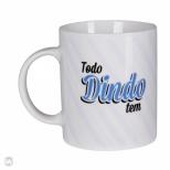 Caneca Toda Fam�lia Tem - Dindo - Uatt?