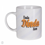 Caneca Toda Fam�lia Tem - Dinda - Uatt?