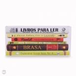 Porta Objetos Livros - Uatt?