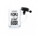 Caneco Campainha Cerveja Boa - Ludi