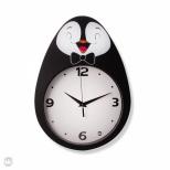 Relógio de Parede - Pinguim - Uatt?