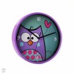 Relógio de Parede - Corujinha - Uatt?