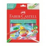 Ecolápis De Cor Aquarelável 48 Cores - Faber-Castell