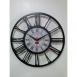 Relógio de Parede - Números Romanos - Studio Do Tempo