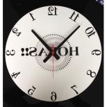 Relógio de Parede - Anti-Horário - Studio Do Tempo