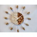 Relógio de Parede - Saca Rolhas - Studio Do Tempo