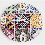 Relógio de Parede - Açores Colors - Studio Do Tempo