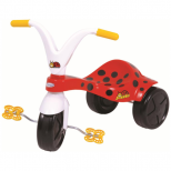 Triciclo Joaninha - Xalingo