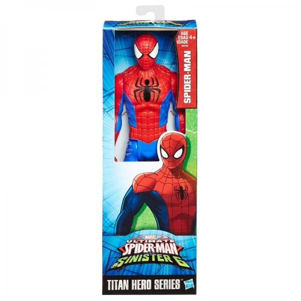 Boneco Spider-Man Titan Hero  30cm - Hasbro