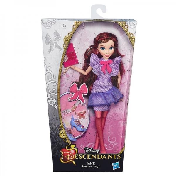 Boneca Descendants  Jane  Auradon Prep - Hasbro