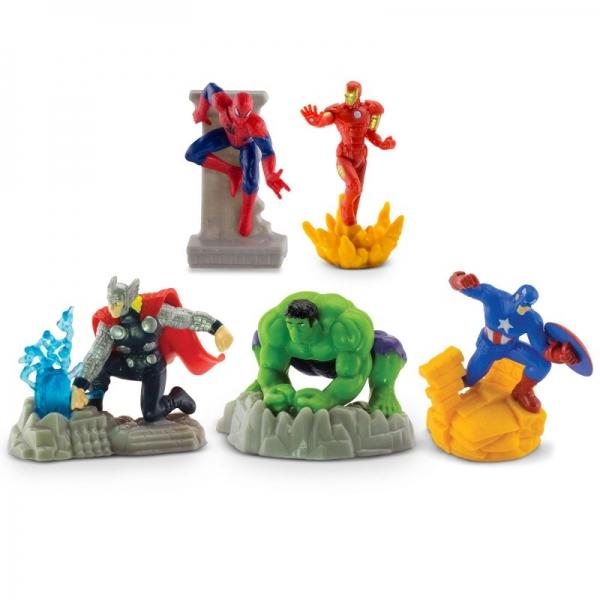 Herói Surpresa Marvel - DTC.