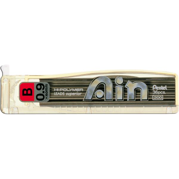 Grafite Ain 0.9mm B - Pentel