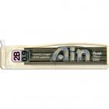 Grafite Ain 0.9mm 2B - Pentel