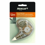 Corretivo em Fita 12mX4,2mm - Mercur
