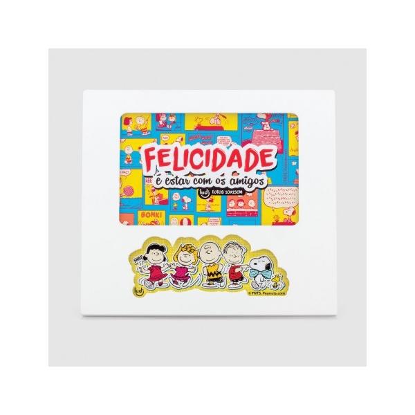 Porta Retrato Snoopy - Ludi