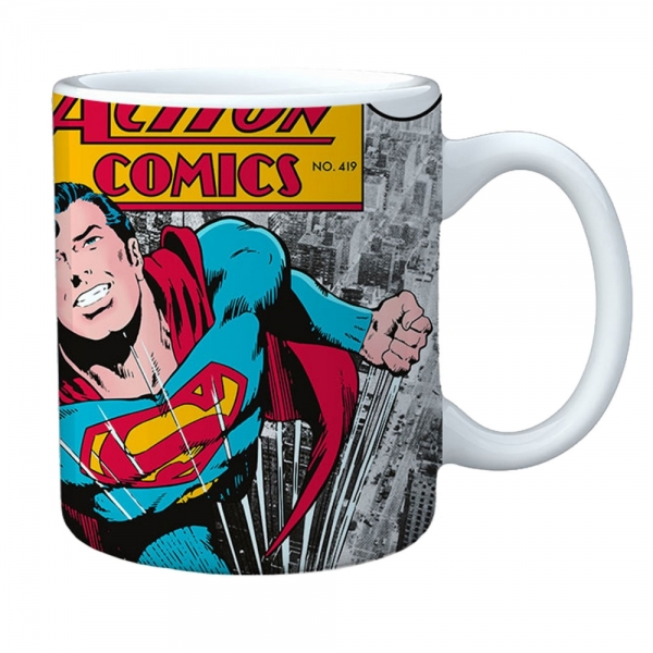 Caneca DC Comics - Superman - Urban