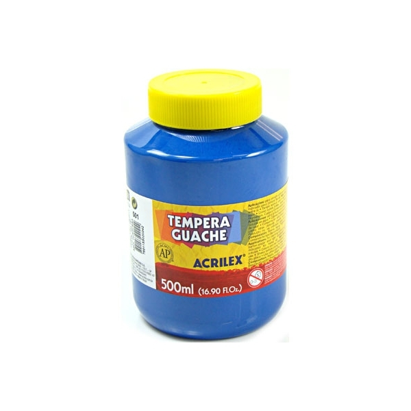 Tempera Guache 500ml - Acrilex