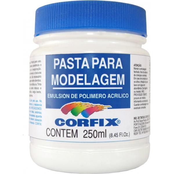 Pasta para Modelagem 250ml - Corfix