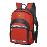 Mochila Ferrari Cavallino Vermelha - Foroni