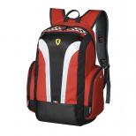 Mochila Ferrari Challenge Vermelha - Foroni