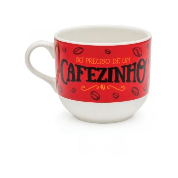 Caneca Jumbo Cafezinho - Ludi