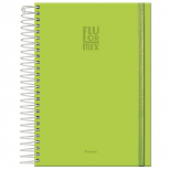 Agenda Fluor Mix Mini - Foroni