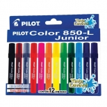 Hidrográfica Pilot Color 850-L Junior 12 cores - Pilot