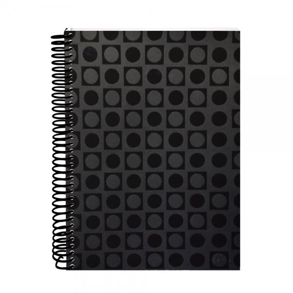 Caderno Universitário Vision - 10 Matérias - 200 Folhas - DAC